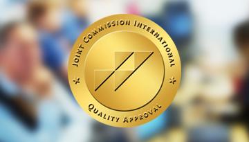 国際基準のJCIを取得し高品質で安全な医療を提供