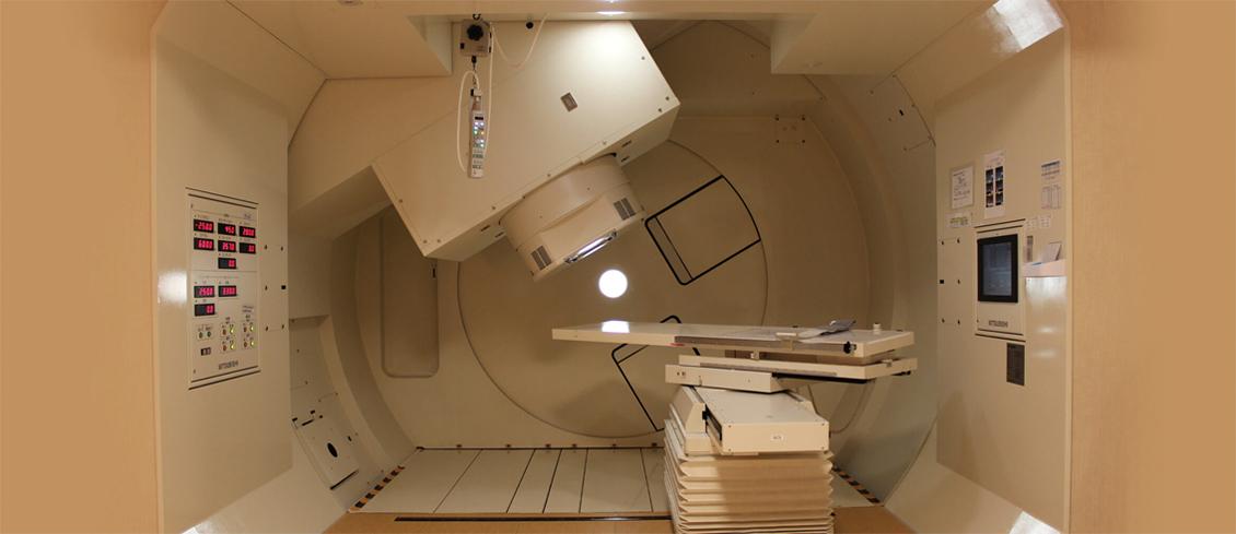 世界で最先端のがん治療施設